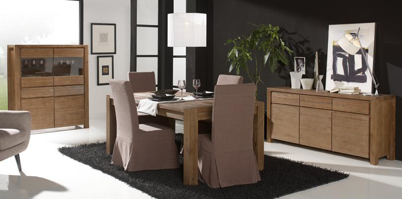 Mesas de comedor de madera rustica - Mesas de salon rusticas ...