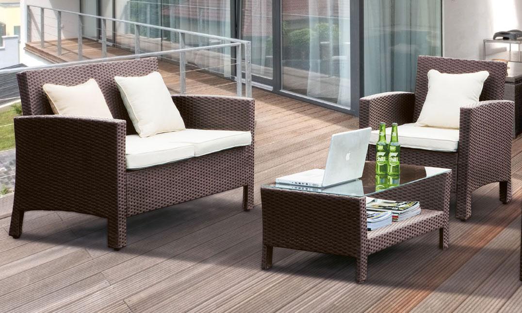 Tresillo brisa muebles de terraza y jard n sof s de for Muebles el tresillo