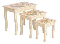 Set mesas baja de sal�n Madame - Set mesas baja de sal�n Madame