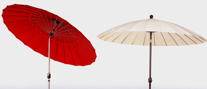 Parasol modelo SHANGHAI - Parasol japonés modelo Shangai.