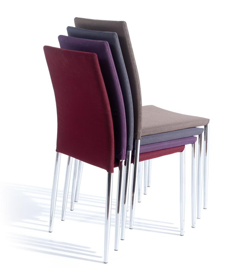 Tela para sillas ideas de disenos for Sillas comedor tapizadas tela
