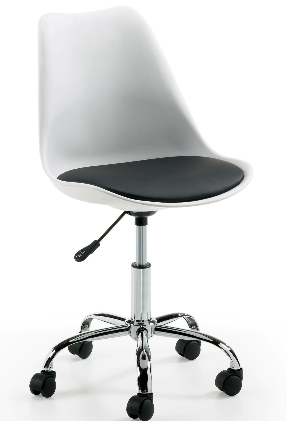 Silla orleans escritorio y sillones muebles de interior for Sillas oficina madrid
