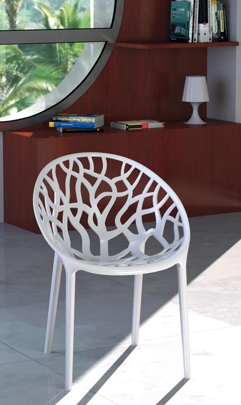 Silla coral muebles de comedor muebles de interior - Muebles de metacrilato ...