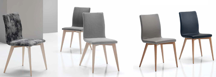 Sillas de madera dise o moderno para comedor salon cocina for Sillas de madera para salon