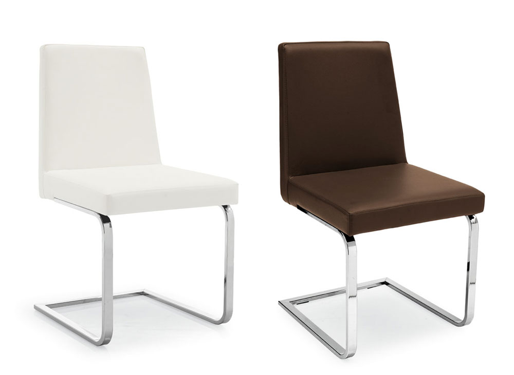 Oyg mesa techno y sillas modernas martha mesas de comedor for Mesas y sillas modernas