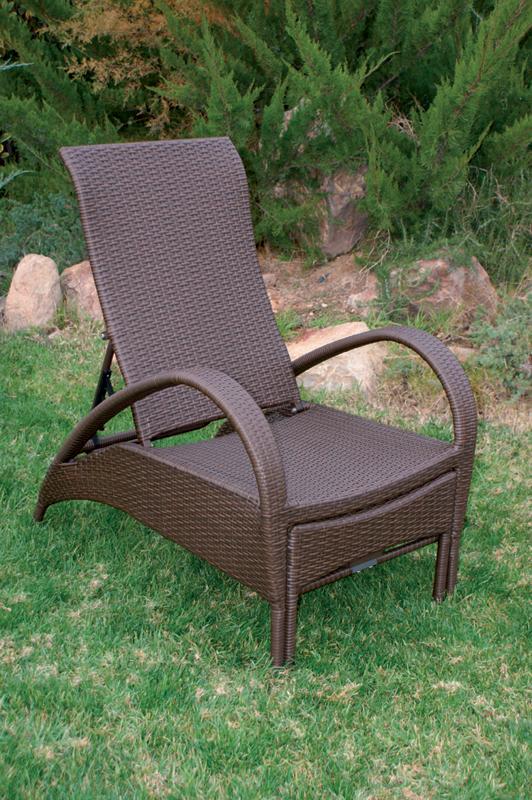 Tumbona sill n para exterior modelo sheila muebles de terraza y jard n todos tumbonas y - Sillon para exterior ...