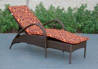 Tumbona sillón para  exterior modelo SHEILA