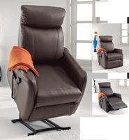 Sillones elevables Mister - Sillones relax reclinables el�ctricos