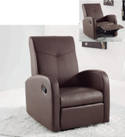 Sillones manuales reclinable 3 - Sillones relax reclinables manual 3