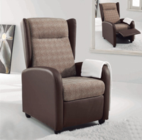 Sillones manuales reclinable 4 - Sillones relax reclinables manual 4