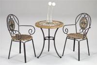 Set sillas y mesa mosaico modelo SORIA/BERIN