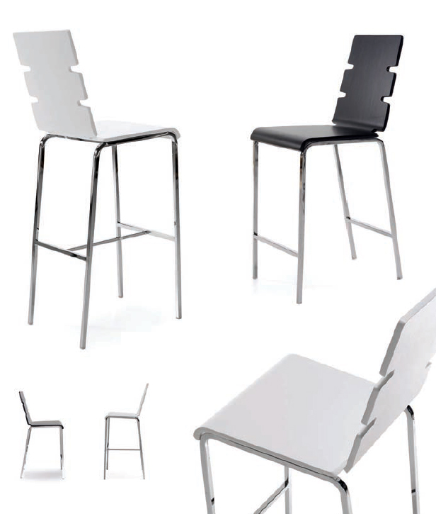 Venta online de taburetes o sillas altas for Sillas diseno madrid