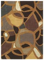 Alfombra acrílica Xian-Mosaic II