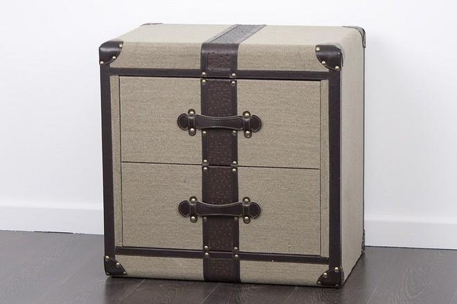 Baul de dise o elegante muebles madrid muebles arganda - Baules de diseno ...