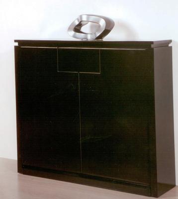 Zapatero entrada consolas y entradas muebles de comedor for Entraditas con zapatero