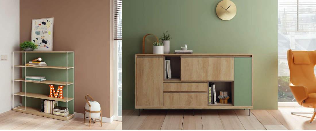 Aparador moderno Kay 30 de Baixmoduls muebles Mia Home