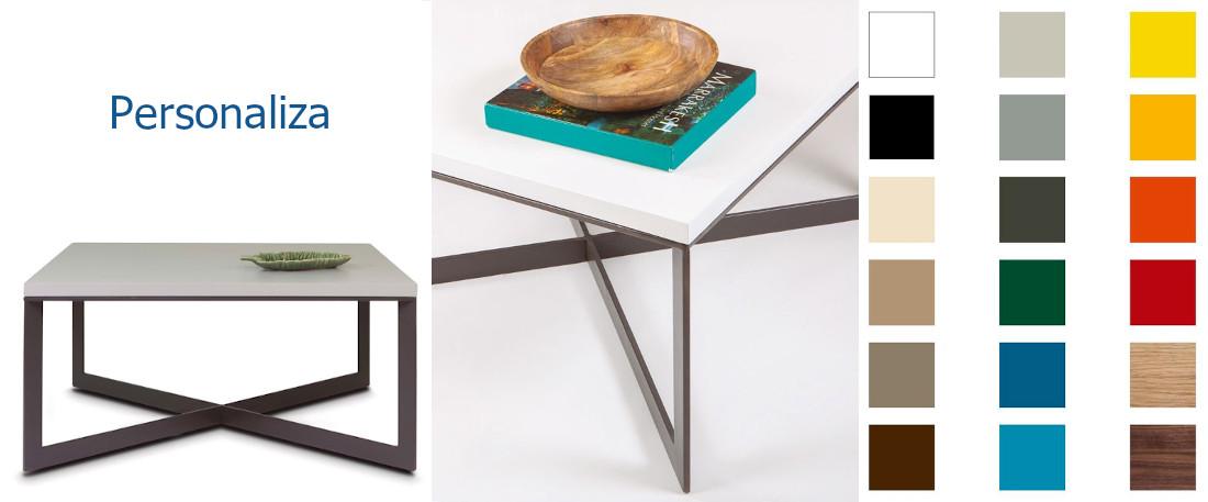 Mueble de centro modelo Verona totalmente personalizable