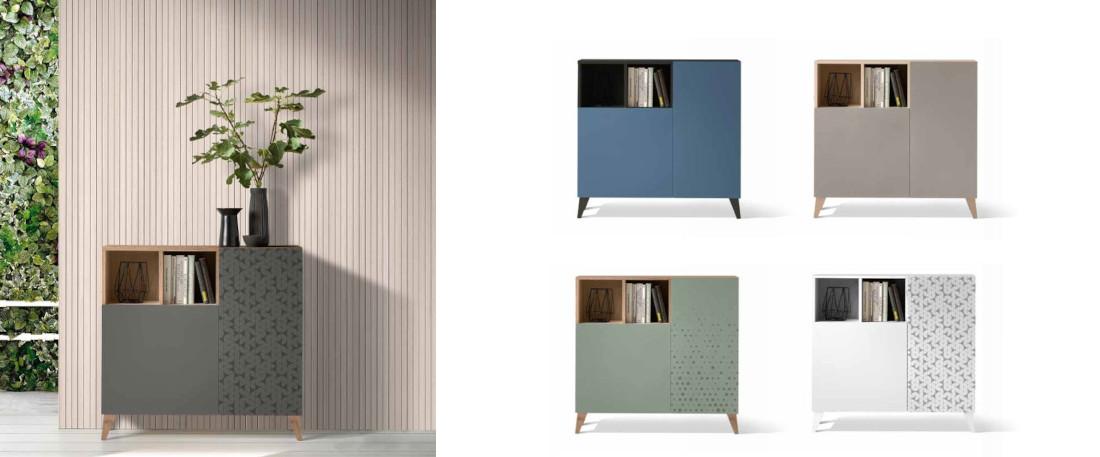 Zapateros modernos entradas modernas muebles