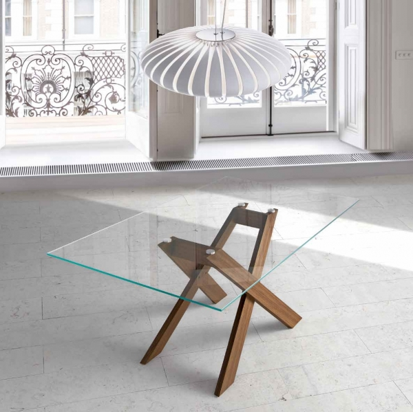 Nuevo modelo de mesa de cristal ASPEN