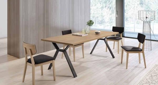 Nuevo Pack de mesa de comedor y sillas modelo ELSA