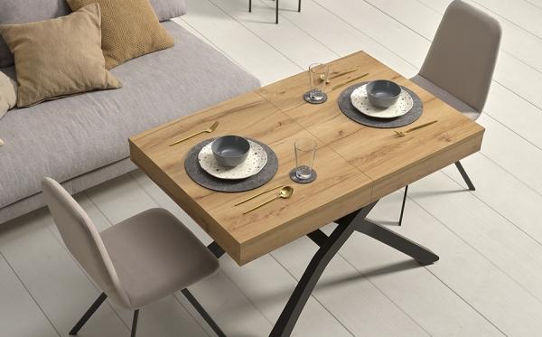 Nueva mesa elevable y extensible