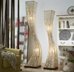 Lámparas de Nacar