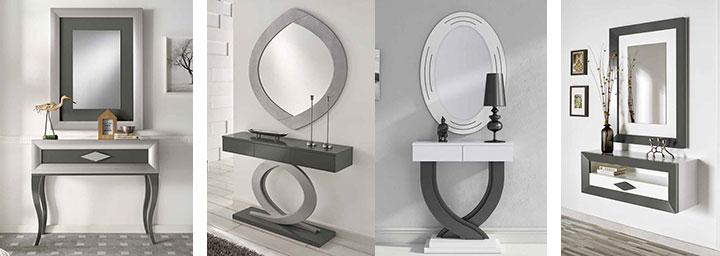 Entraditas modernas fotos e ideas para decorar entradas - Entraditas modernas ...