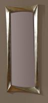 Espejo rectangular de poliresina -