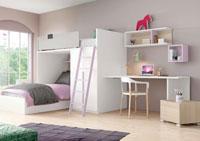 Dormitorio Origami Composición 42