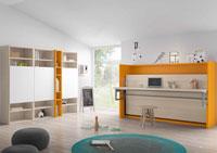 Dormitorio Origami Composición 50