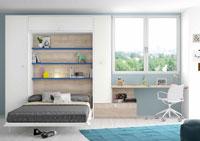 Dormitorio Origami Composición 53
