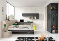 Dormitorio Origami Composición 57