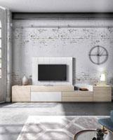 Moderna composición de Salón 06