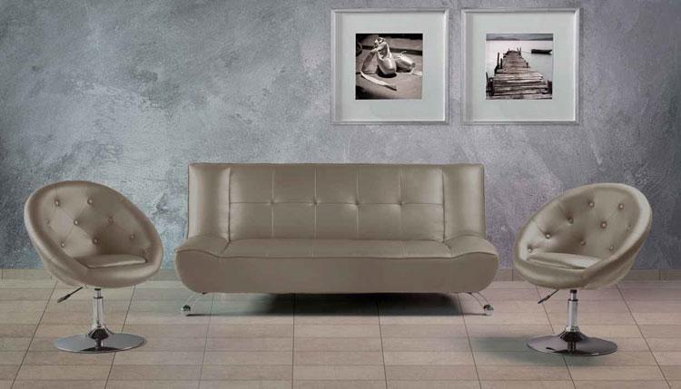 Mia home sofa desplegable 7014 o sill n 620 for Sillon cama desplegable