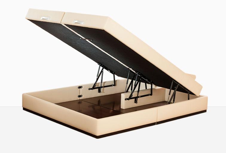 Canapés Colección Deco, Bedline Box - Canapés Colección Deco, Bedline Box