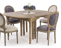 Mesa de comedor Bedford o silla Adrien  - Mesa de comedor Bedford o silla Adrien