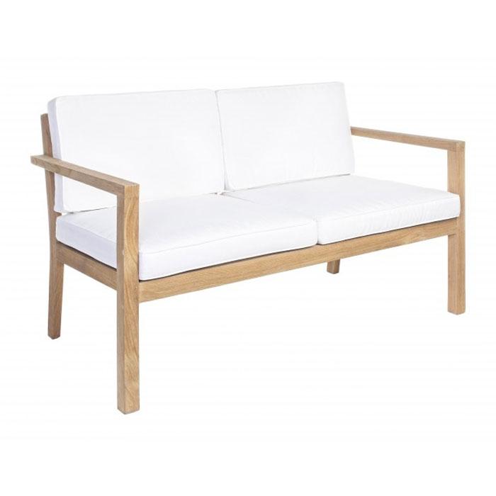 Sof sillones y mesa de centro de teca exteriores - Madera teca exteriores ...