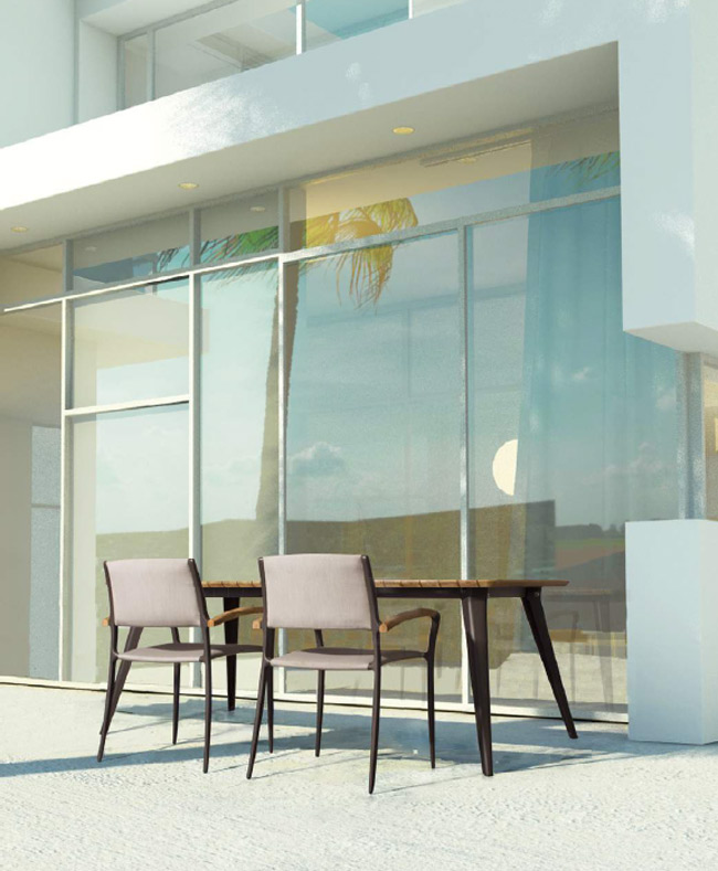 Mesa de comedor o sillas Catalina - Mesa de comedor o sillas Catalina