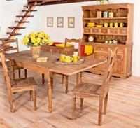 Mesa de comedor extensible o Aparador Buffet Avignon - Mesa de comedor extensible o Aparador Buffet Avignon