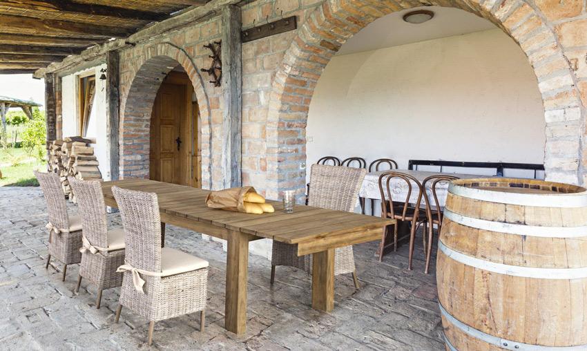 Mesa de comedor extensible Travis o sillas Isla - Mesa de comedor extensible Travis o sillas Isla