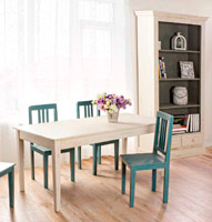 Mesa de comedor ANIA - Mesa de comedor o sillas ania