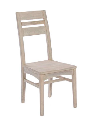 Mesa de comedor o sillas Dexter - Mesa de comedor o sillas Dexter en madera sólida