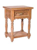 Mesilla Avignon en madera de acasia - Mesilla Avignon en madera de acasia