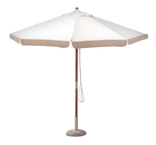 parasol vieste mia home. Black Bedroom Furniture Sets. Home Design Ideas