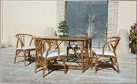 Sillón o mesa en ratan J331/J336 - Sillón o mesa  en ratan J331/J336