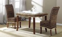 Mesa de comedor o silla en Ratán J983/J993