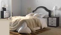 Dormitorio de ratan Modelo 561