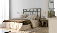 Dormitorio de ratan Modelo 866