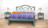 Dormitorio de ratan Modelo J885 - Dormitorio de ratan Modelo J885