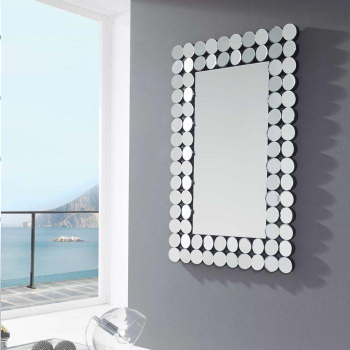 Espejo Cuadrado E-112 - Espejo Cuadrado E-112